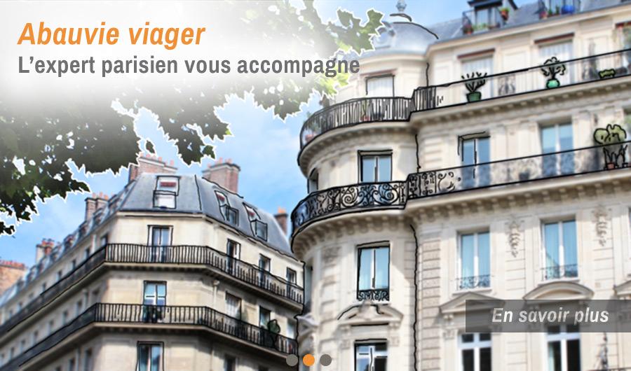 Abauvie viager paris vente viager libre ou occupe - Vente viager libre paris particulier ...